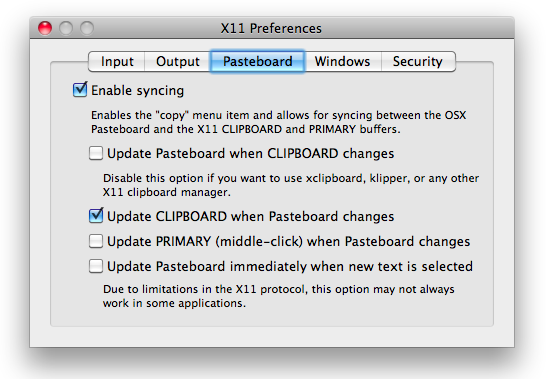 My X11.app pasteboard preferences